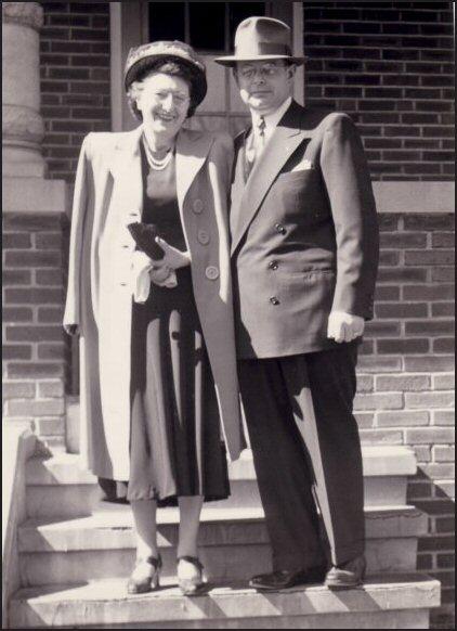 Albert & Edna Berger